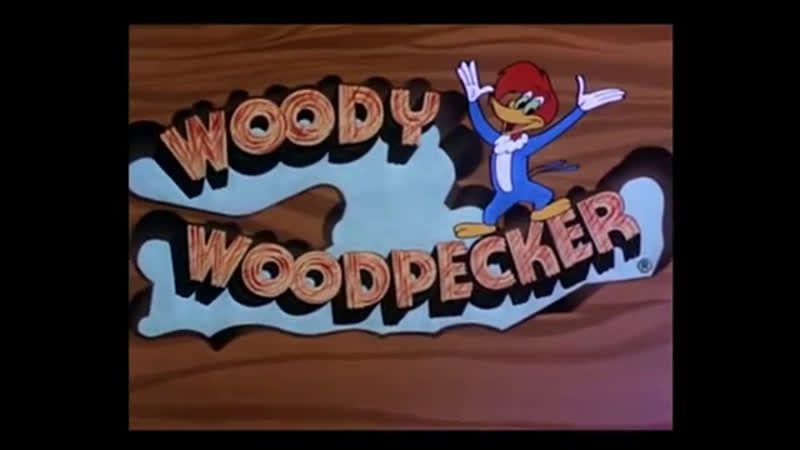 Woody Woodpecker Coo Coo Nuts Pica pau Tropical English