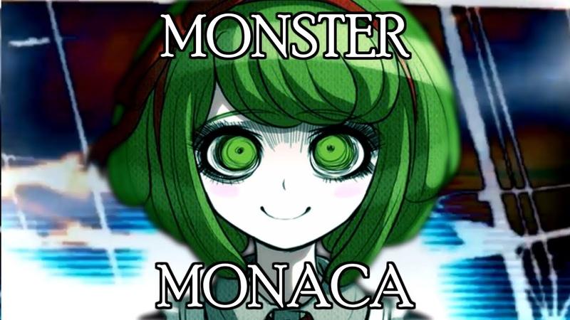 Monster Monaca [DANGANRONPA AE:UDG AMV]