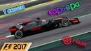 F1 2017 КАРЬЕРА 1 СЕЗОН - КАНАДА ГОНКА 18