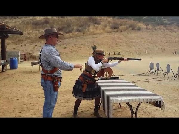 Corona Sportsman Cowboy Shooters - Ruby Jewel