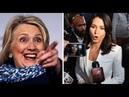Tulsi Destroys Clintons Attempted Wrap Up Smear