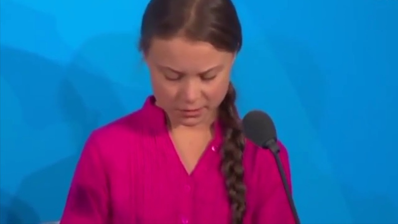Greta Thunberg - I shouldnt be up here (unedited footage)