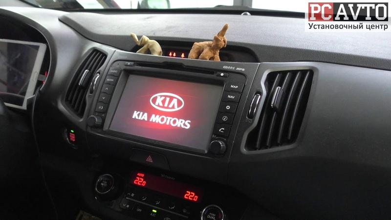 Kia Sportage Замена НЕРАБОЧЕЙ камеры НА НЕОРИГИНАЛ