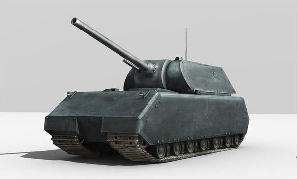 Маус»: как супер танк Гитлера проявил себя в бою | Русская семерка | 364x604