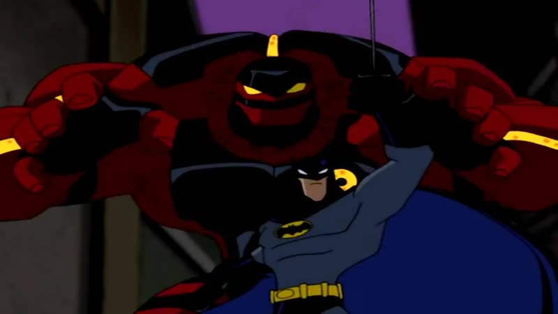 The Batman opening/Бэтмен (2004) Op