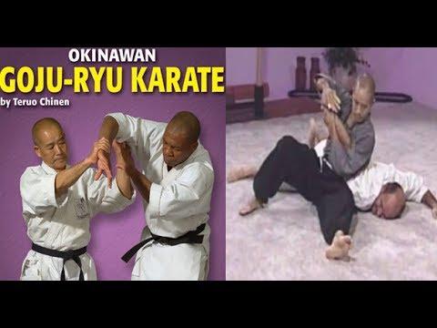 Sanseiru Seipai Goju Ryu Kata Bunkai