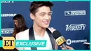 Asher Angel Says It'd Be a DREAM Come True to Play Prince Eric in Little Mermaid (Exclusive)