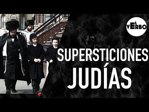 Asombrosas SUPERSTICIONES de los JUDÍOS El Verbo