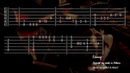 Celtic Music Samurai Full Acoustic Guitar Tab by Ebunny Fingerstyle How to Play