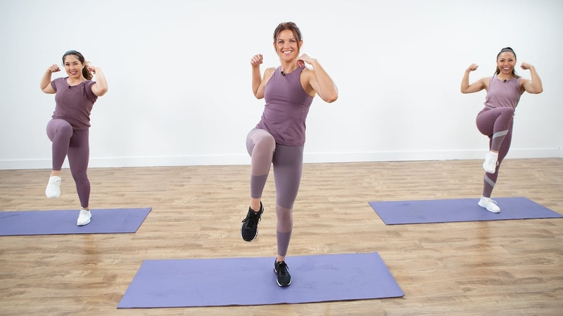 30 Minute Workout to Strengthen Your Core and Help Support Healthy Digestion