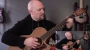Black Metal On Acoustic Guitar - MGLA - With Hearts Towards None I