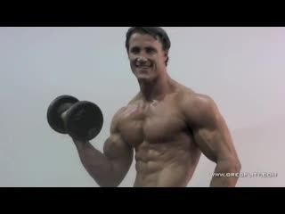 Greg Plitt -  Members Section Day In The Life and Behind The Scenes Preview