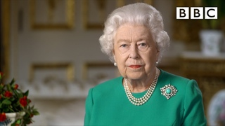 An Address by Her Majesty The Queen - Coronavirus - BBC
