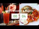 MWS Bloody's Bagels LIVE Space Criminal Beyond KFC Chicken War