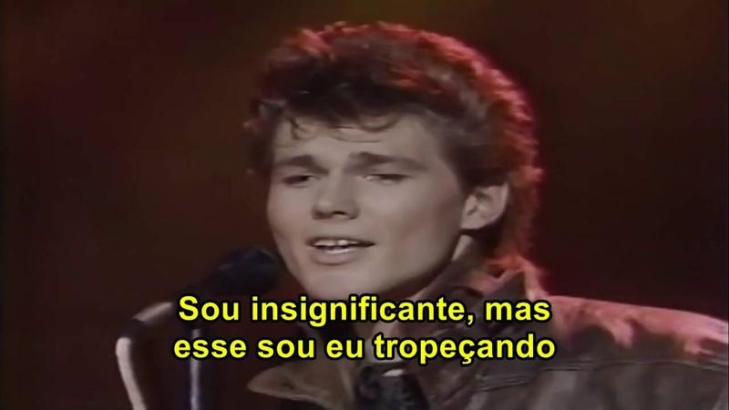 A-Ha Take On Me - (1985) Tradução