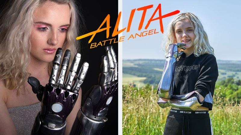 Алита Бионические Протезы Нового Поколения