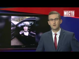 Обзор аварий. Сбили лося в Яранском районе.