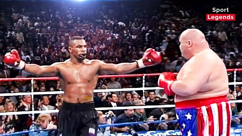Mike Tyson - The Most Spectacular Boxer Ever!