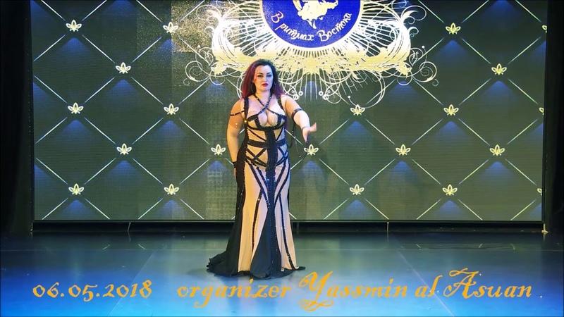 Yassmin russian bellydancer El Azab ya Habibi
