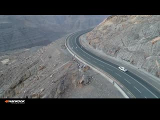 Jebel hafeet mountain road, оаэ