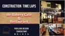 CONSTRUCTION TIME LAPS DE BAKERY CAFE RESTAURANT RAHIM YAR KHAN