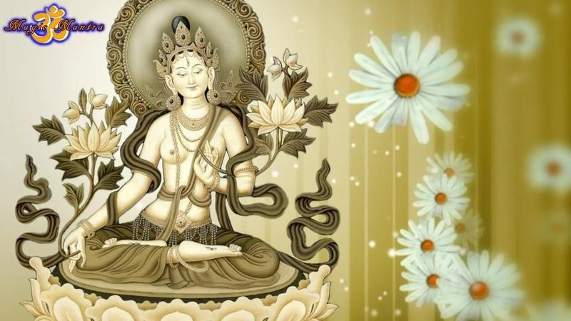WHITE TARA MANTRA, GIVES HEALTH AND LIFE ENERGY.