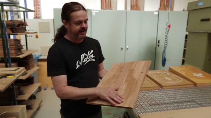 Maton Guitars - CNC Machine with Craig (Part 3)