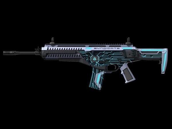 Д17 нагиб Beretta ARX160 Азард47 Warface
