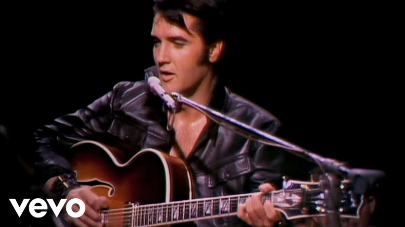 Elvis Presley - Baby, What You Want Me To Do (68 Comeback Special)