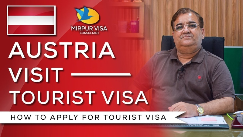 Austria visit visa How to apply for visit or tourist visa of Schengen country Austria