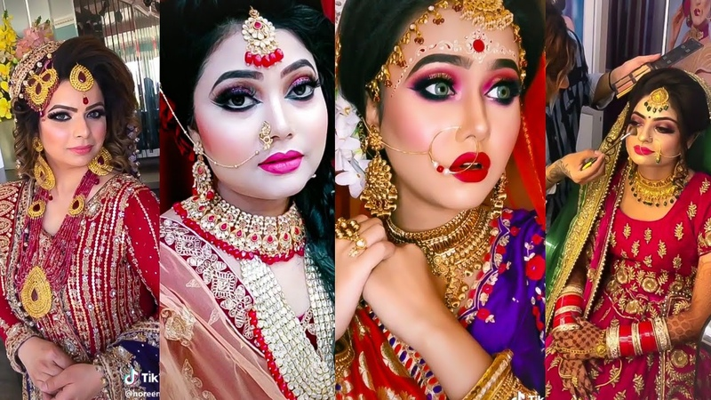 Best Wedding TikTok Part 5||Most Popular dulhan dance||Romantic moments||Trending TikTok