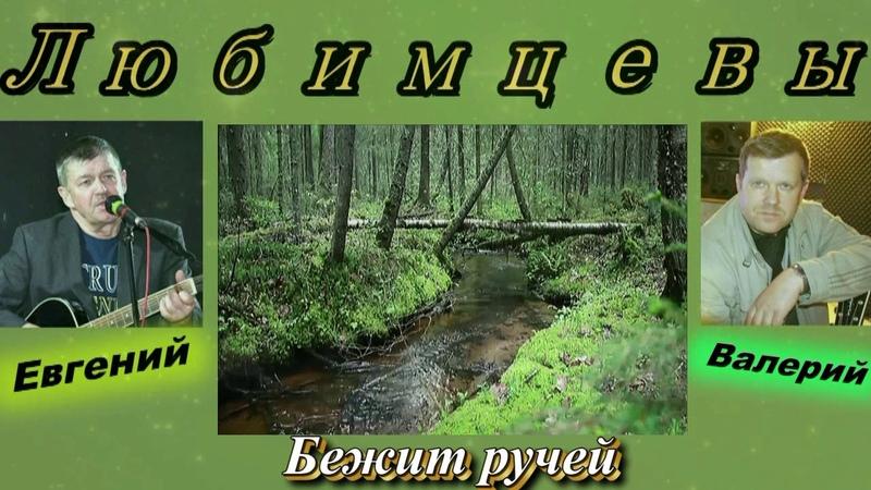 Евгений и Валерий Любимцевы Бежит ручей