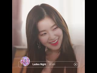 191207 irene (red velvet) @ road music video