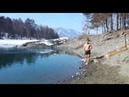 Голубые озёра Горный