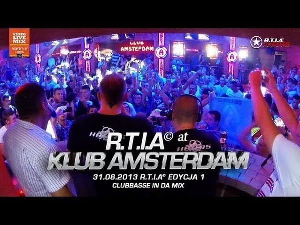 Klub Amsterdam Łąkie Clubbasse R T I A 1