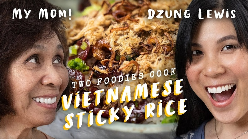 Mom Teaches Me how to cook My Favorite Childhood Meal   Two Foodies Cook
