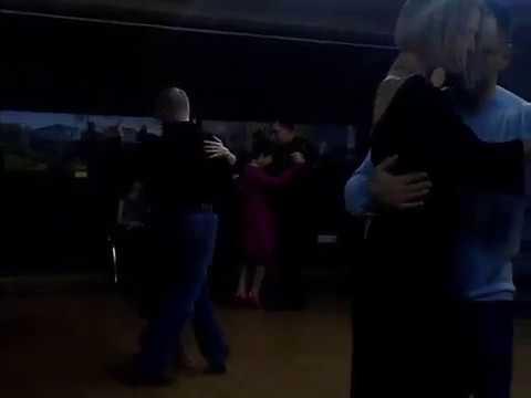 Милонга в Публичке в честь Международного Дня Танго. Ростов-на-Дону
