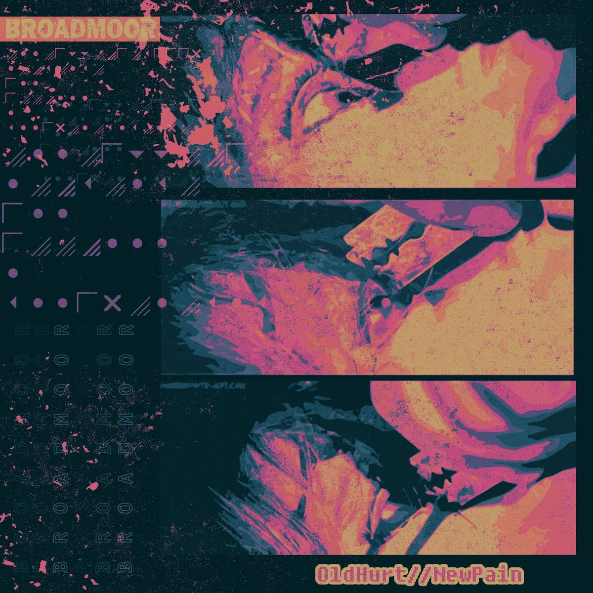 Broadmoor - OldHurt//NewPain [EP] (2020)