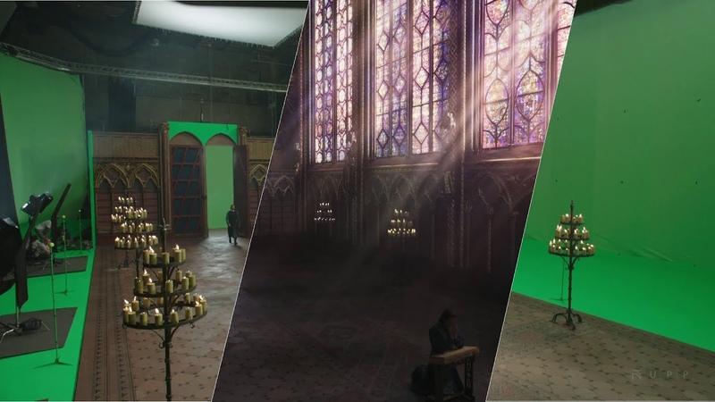 Knightfall VFX Breakdown by UPP