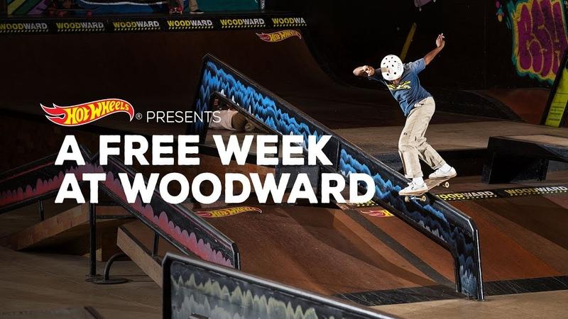 Free Week Giveaway - Hot Wheels Junior Series