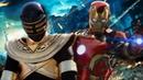 Avengers: Age of Ultron (Power Rangers: Zeo Style!)