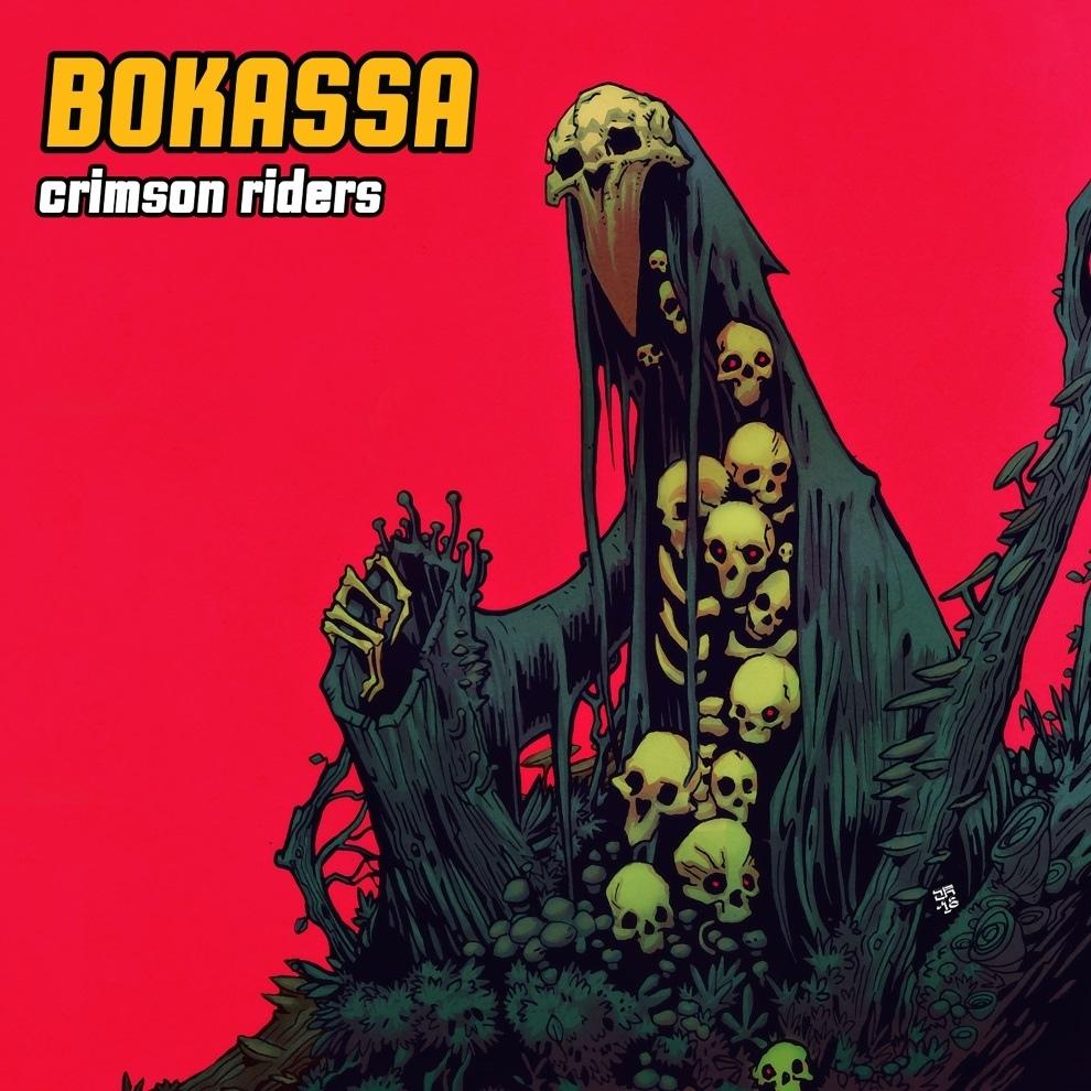 Bokassa - Crimson Riders