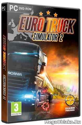 Euro Truck Simulator 2 [v 1.36.2.2s + DLCs] (2013) PC | RePack от xatab