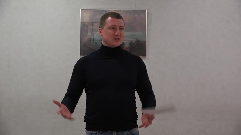 Отзыв Алексей Власенко о курсах риторики Антона Духовского Oratoris