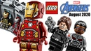 New LEGO Iron Man 2020 Armory? R.I.P. LEGO Falcon and Winter Soldier rumors! 😭