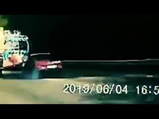 Авария на Евпаторийском шоссе под Симферополем (ГРЭС, Молодежное)