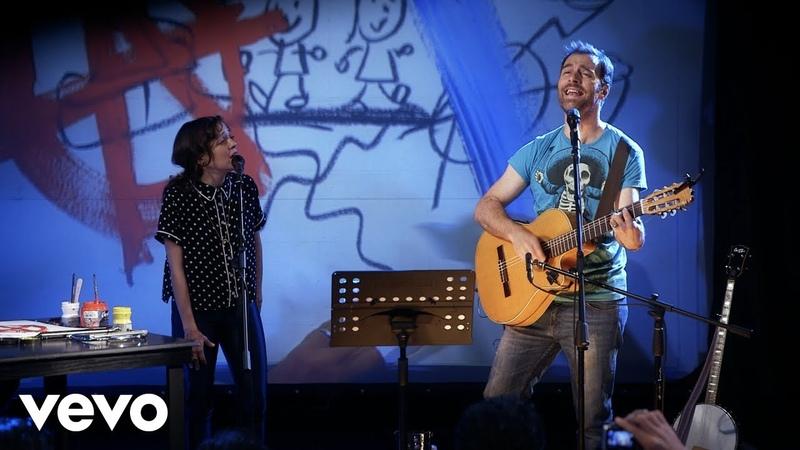 Kevin Johansen ft Natalia Lafourcade Desde Que Te Perdí