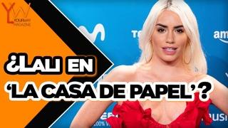 LALI ESPÓSITO 🤝 NETFLIX: Las DOS SERIES donde LE ENCANTARÍA tener un PAPEL | Los40 Music Awards 2020