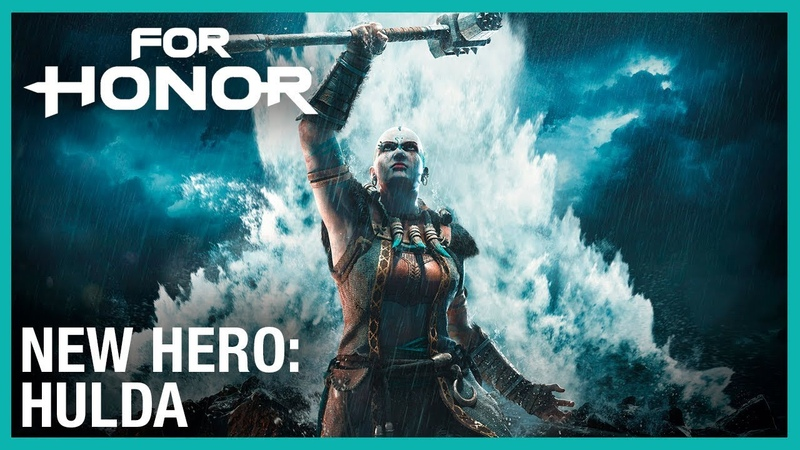 For Honor: Year 3 Season 3 – New Hero, Hulda | Cinematic Reveal Trailer | Ubisoft [NA]