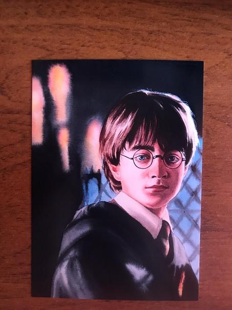 открытки посткроссинг гарри поттер глаз мухи, запечатленный